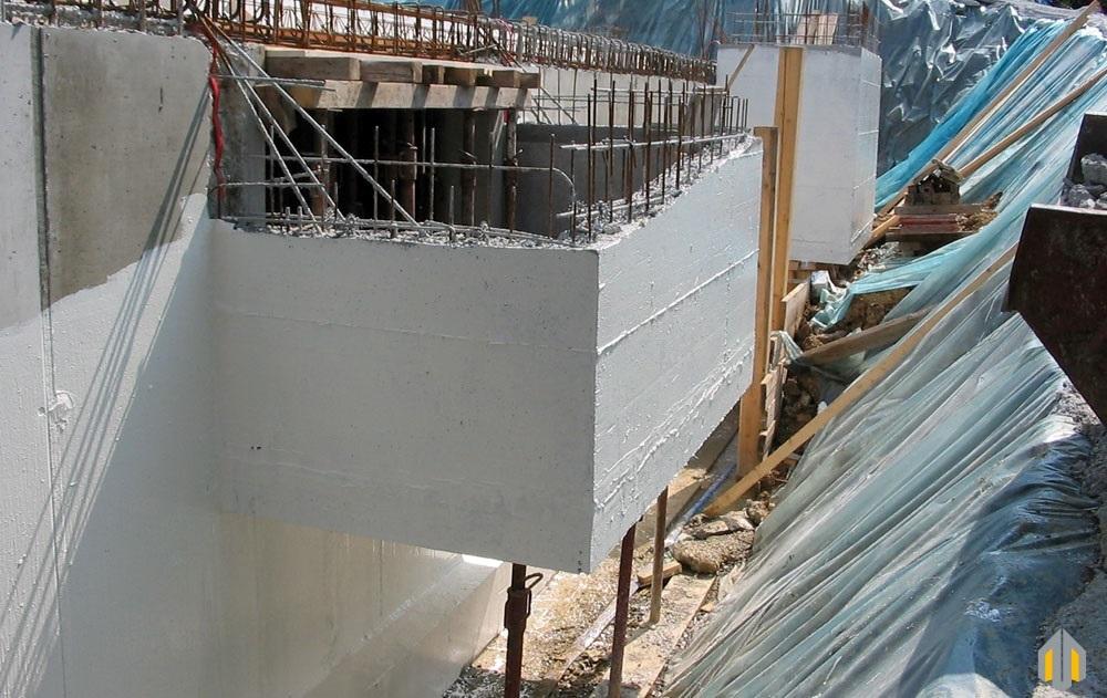 impermeabilizzazione pareti verticali interne