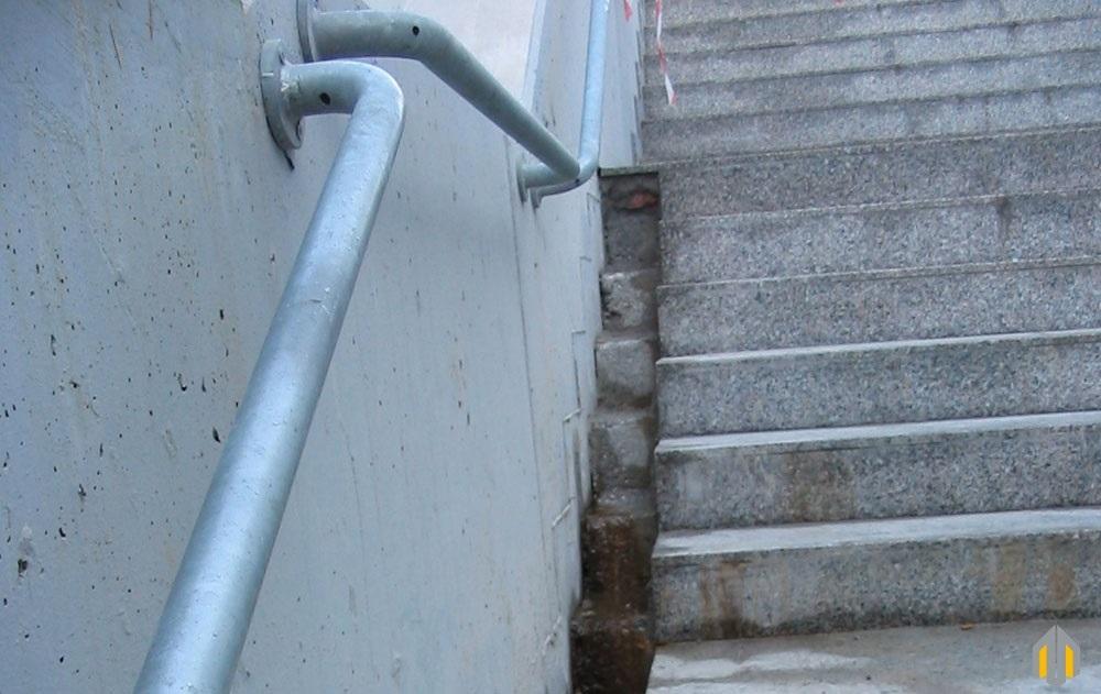 impermeabilizzazione di muri interrati