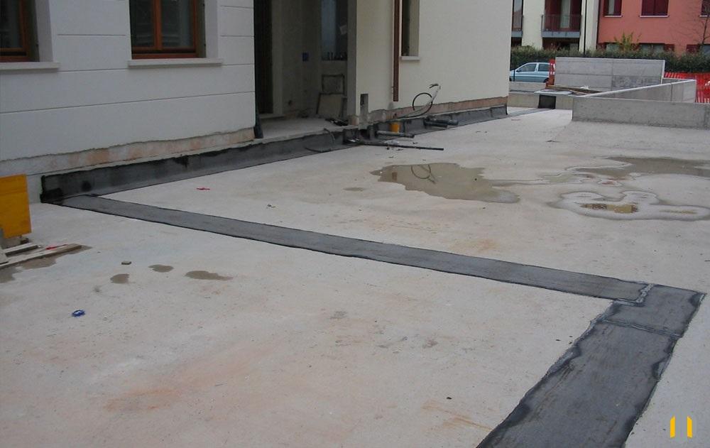 Impermeabilizzazione terrazzi balconi e poggioli - Impermeabilizzazione terrazzi esistenti ...